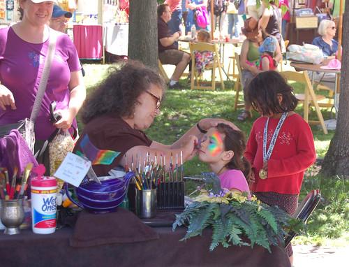 Oak Park Craft Fair