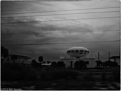 UFO House | by RW Sinclair