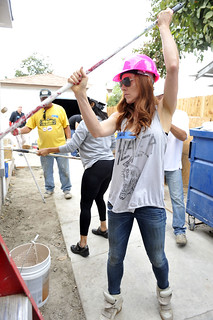Siegel-Magness Birthday Build | by Habitat for Humanity GLA