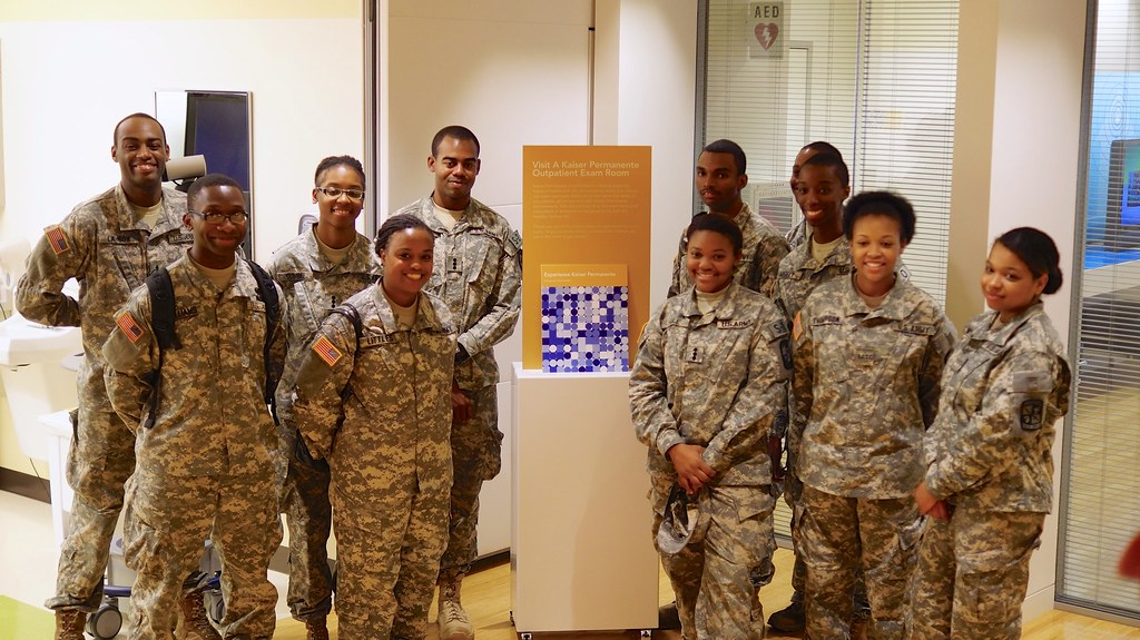 Howard University Rotc Cadets 31852 As Part Of Domestic Vi Flickr