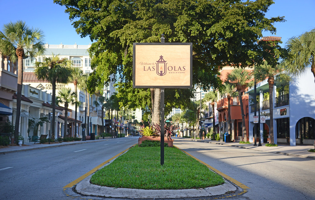 Las Olas Boulevard Fort Lauderdale Peter W Cross For Vi Flickr