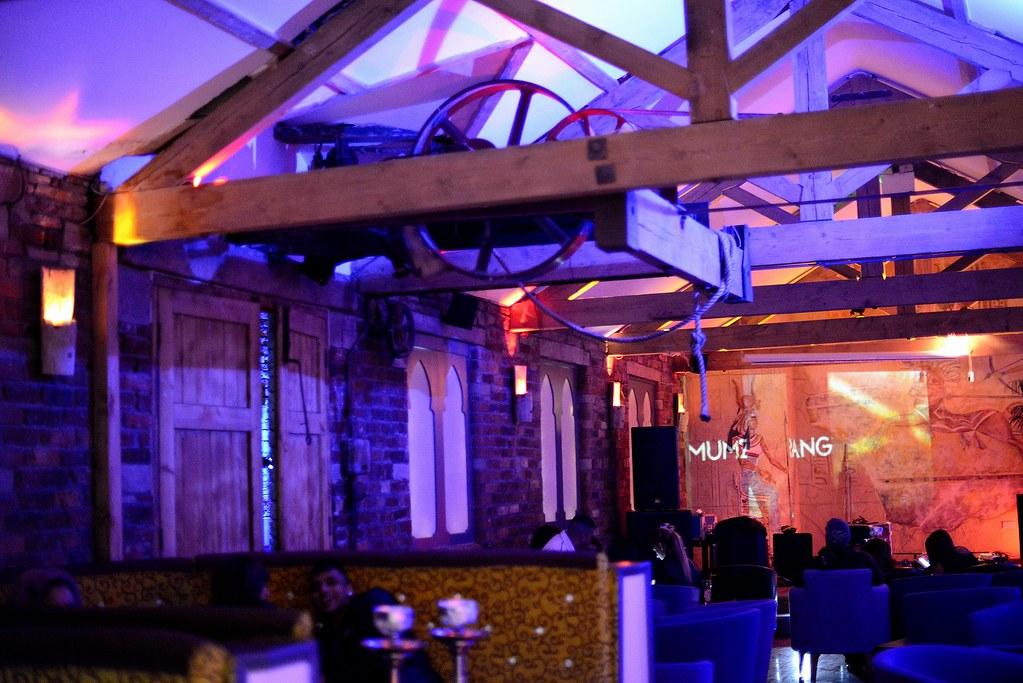 Junoon Shisha bar bradford based