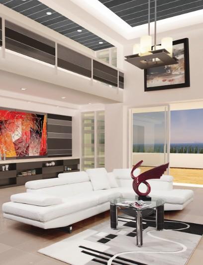 Decoracion Muebles Placencia Sala Blanca 2 Placencia Muebles Flickr - Decoracion-muebles-blanco