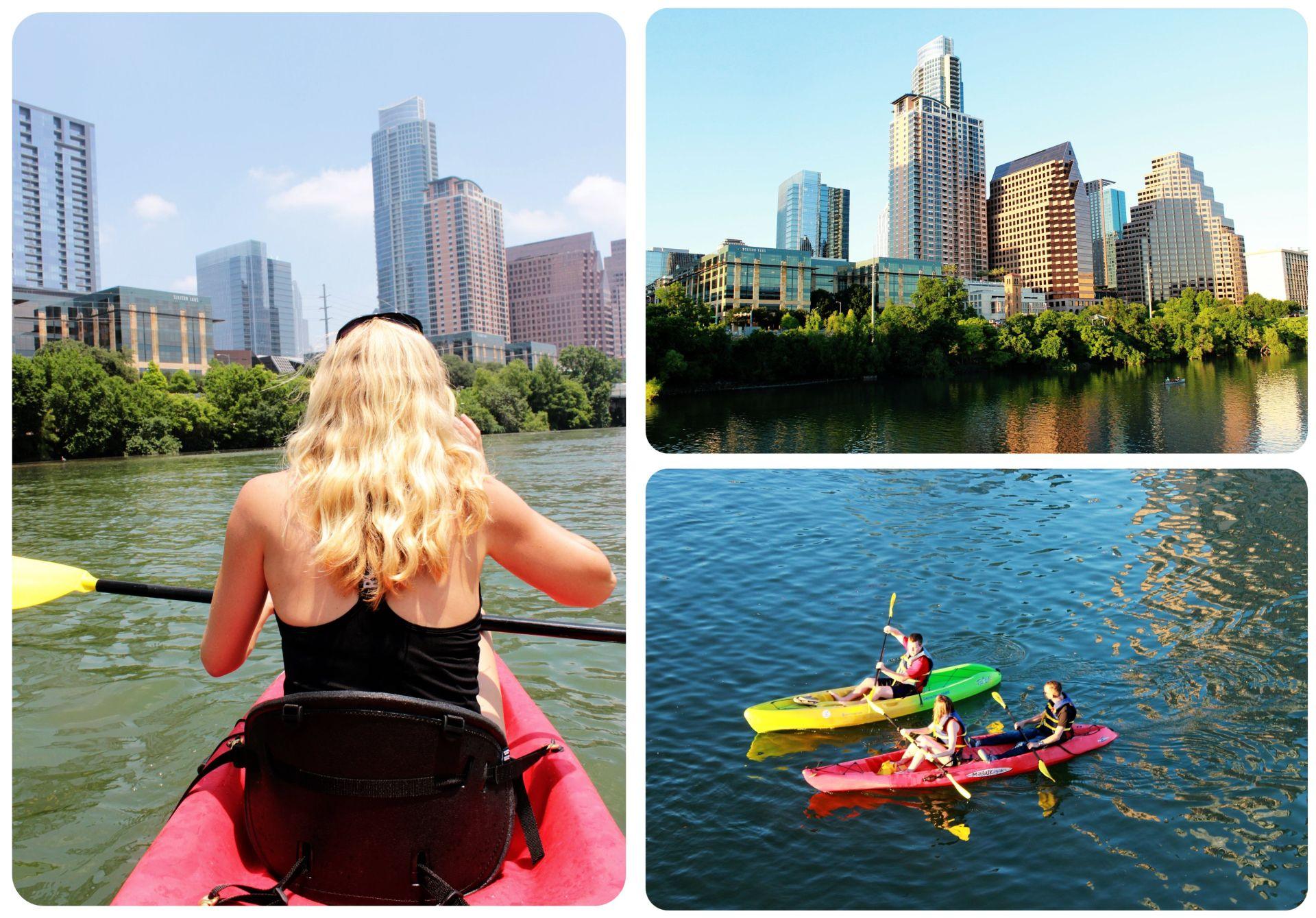 Austin Kayaking