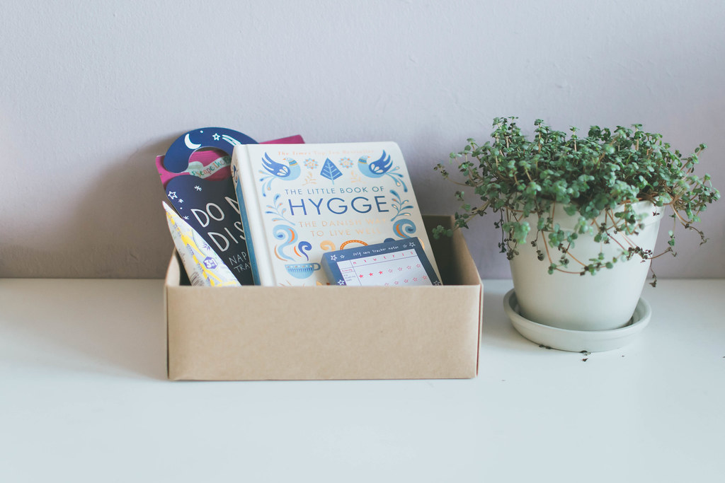 February favourites: Buddybox selfcare subscription box