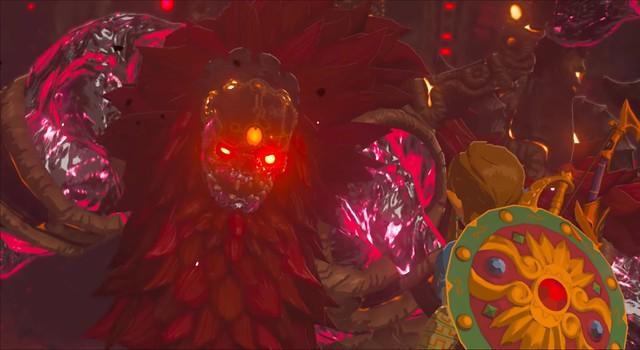 Legend of Zelda Breath of the Wild - Calamity Ganon
