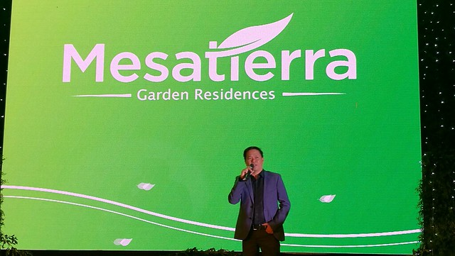 DavaoLife.com | Frederick Yuson of Davao based Yuson Commercial Investments - Welcome Home at MesaTierra Garden Residences in Progressive Davao City