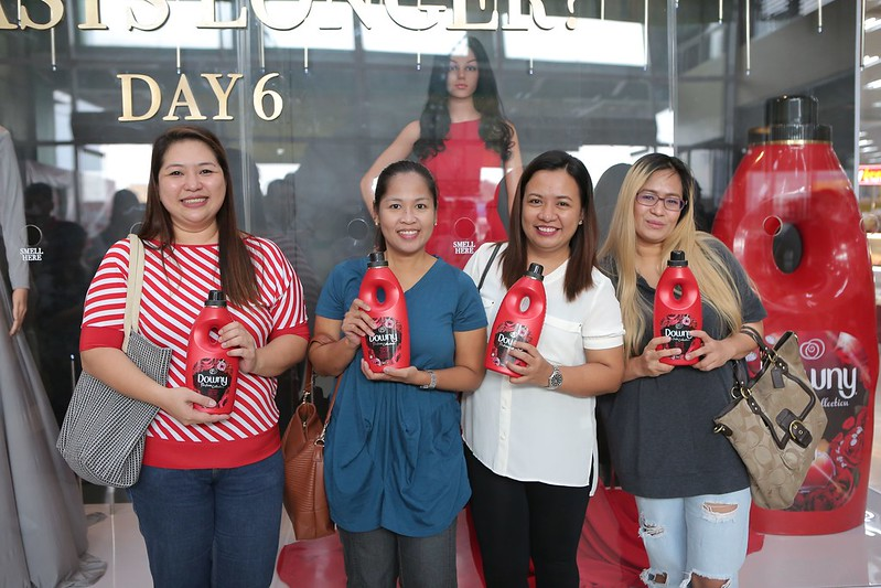 #KumareBloggers for Downy Parfum Collection