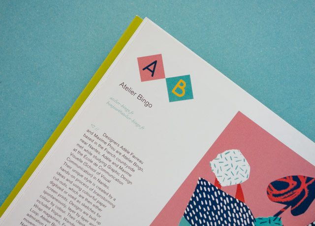 print and pattern book: atelier bingo