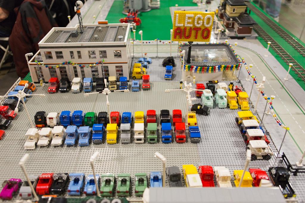 Auto Parking Car