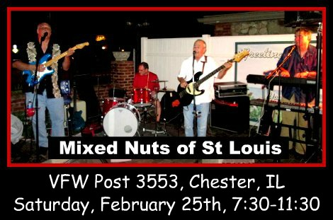 Mixed Nuts of St. Louis 2-25-17
