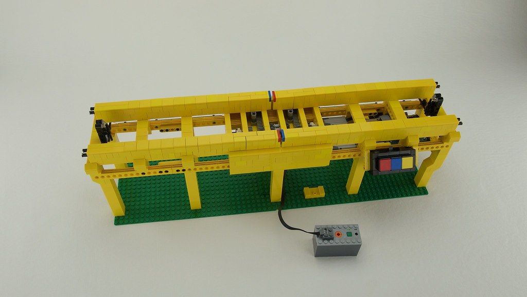 Monorail Cross-Switch Prototype