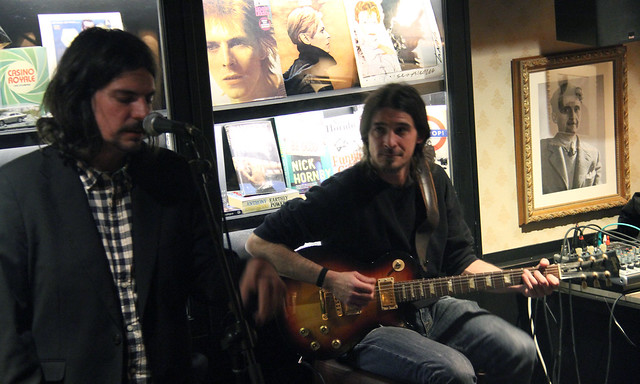 ARSEL RANDEZ & NICOLAS GUITARE - CHELSEA ACOUSTIC SESSIONS - 16.3.17