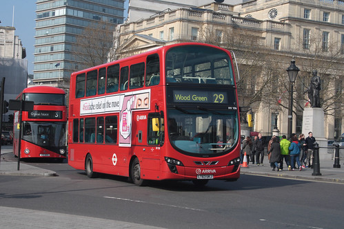 Arriva London HV106 LT63UKJ