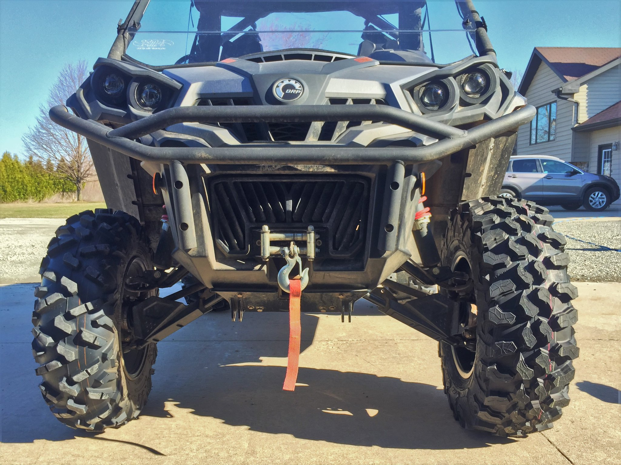 Can Am Parts >> maxxis carnivore - Page 3 - Can-Am Commander Forum