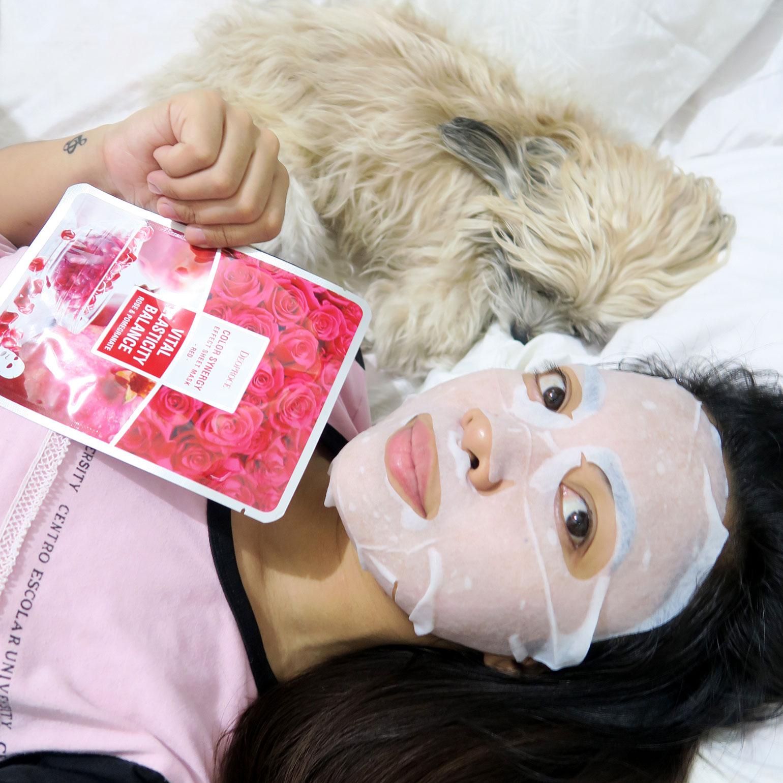 5 Watsons Mask Challenge - Watsons KBeauty - Gen-zel.com(c)