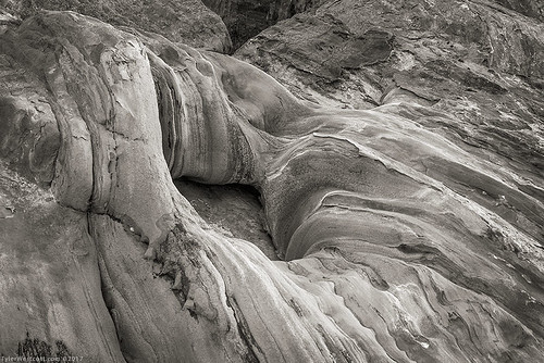 Refrigerator Canyon Erosion, Zion National Park | by Tyler Westcott