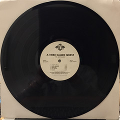 A TRIBE CALLED QUEST:THE ANTHOLOGY(RECORD SIDE-A)