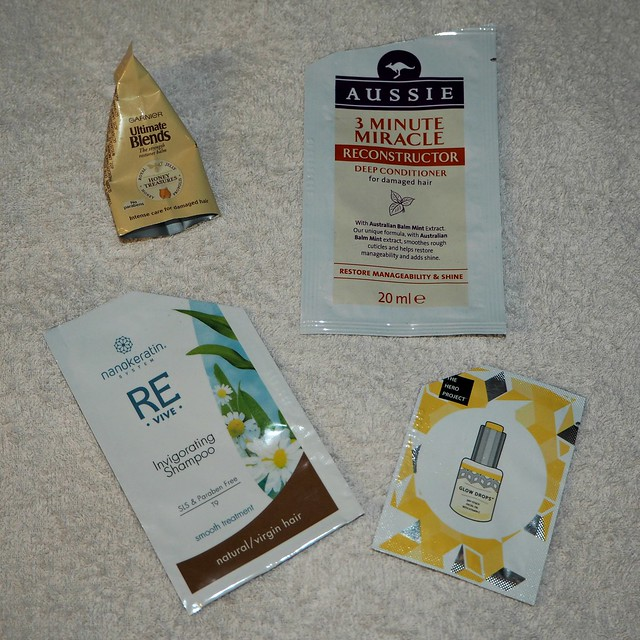 March Beauty Samples