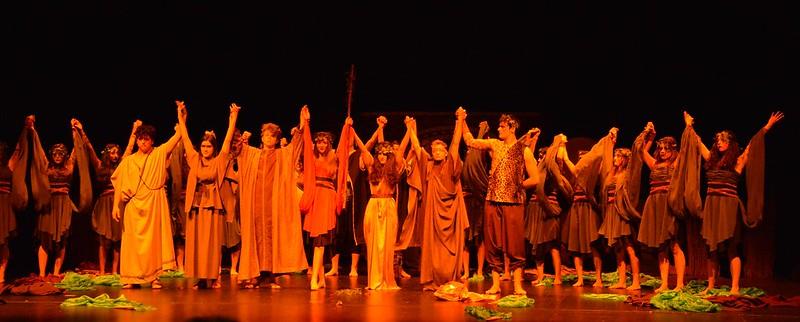 Festival de teatro grecolatino. Lugo 2017