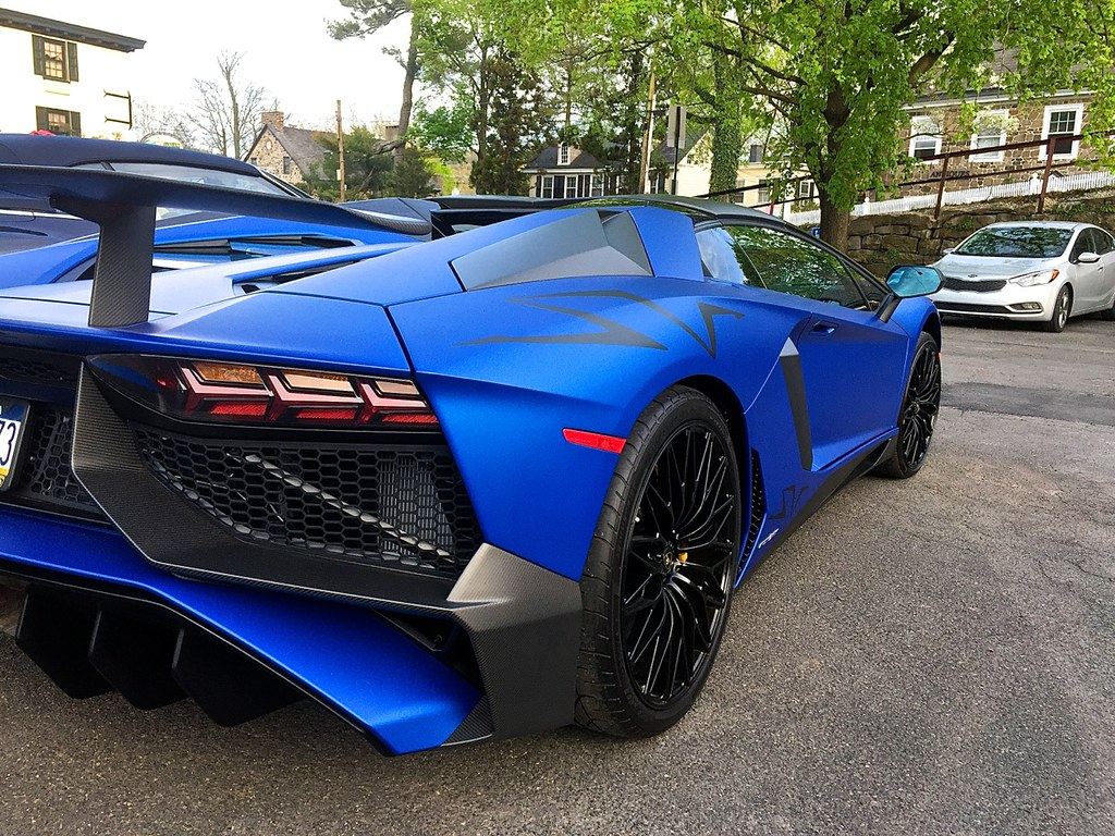 Lamborghini Aventador SV New Hope 5