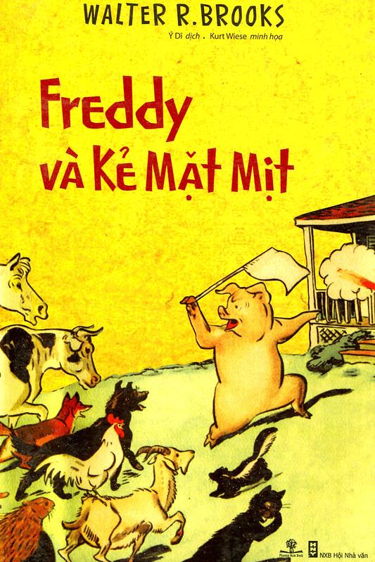 Freddy và Kẻ Mặt Mịt - Walter R. Brooks