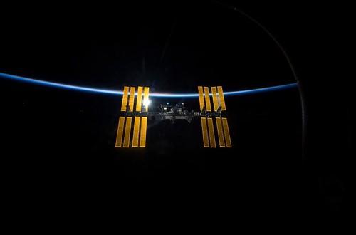 ISS_Earth