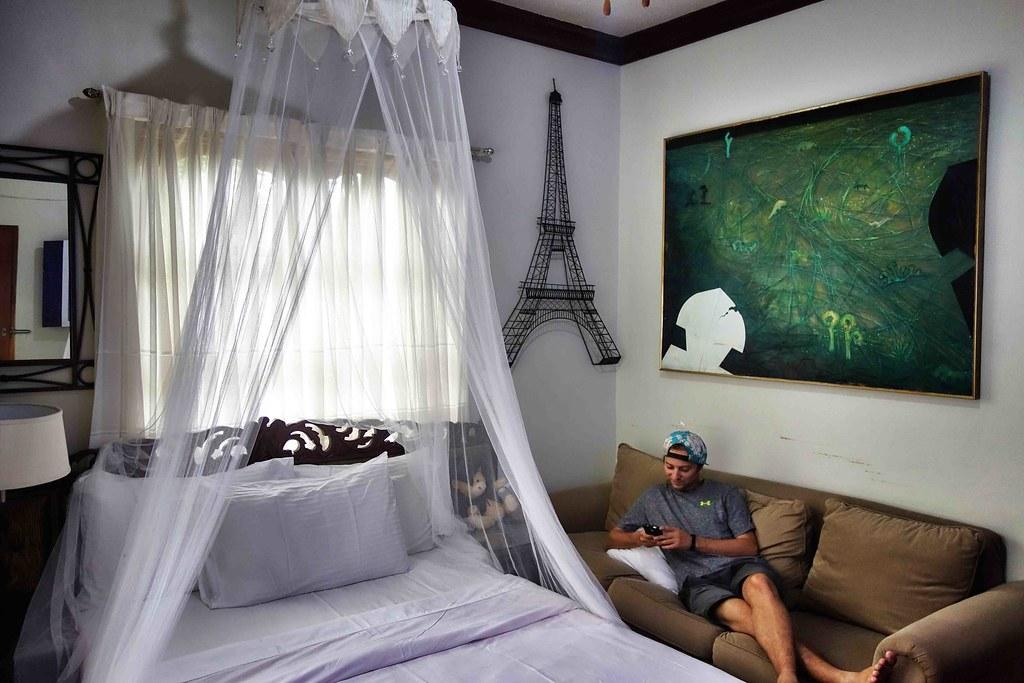 Dumaguete - The Wilsons' Shangri-la - Room