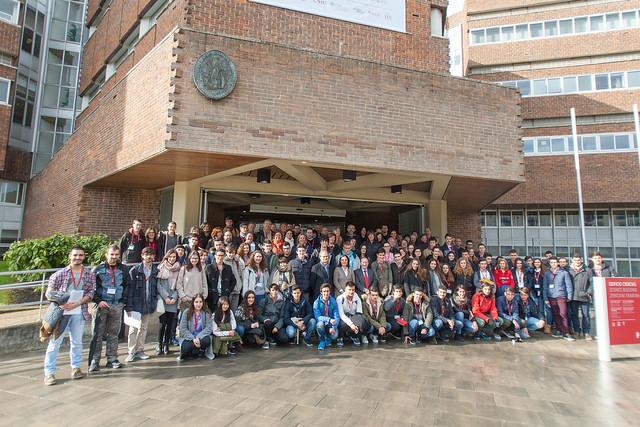 Apertura de la Olimpiada Española de Biología 2017