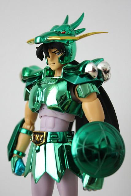 超速模型 紫龍初期青銅聖衣