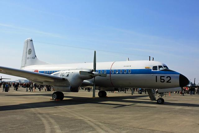 YS-11 52-1152 第3輸送航空隊 第403飛行隊所属機 IMG_4825_2