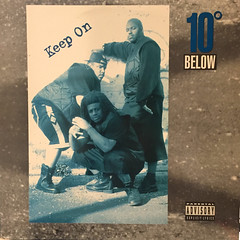 10 BELOW:KEEP ON(JACKET A)