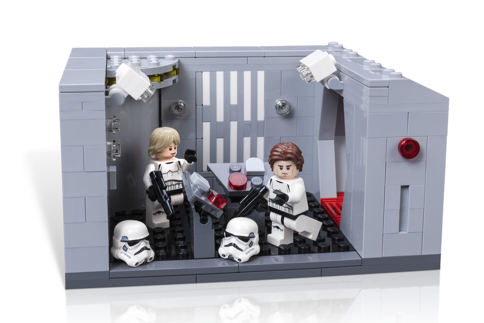 LEGO Star Wars Detention Block Rescue - Star Wars Celebration 2017 exclusive