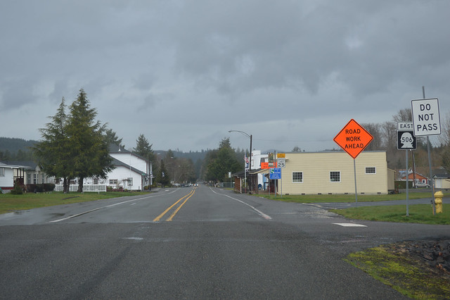 SR 506 in Ryderwood