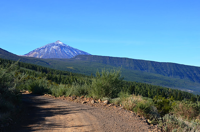 Mount Teide and Orotava Valley, Tenerife