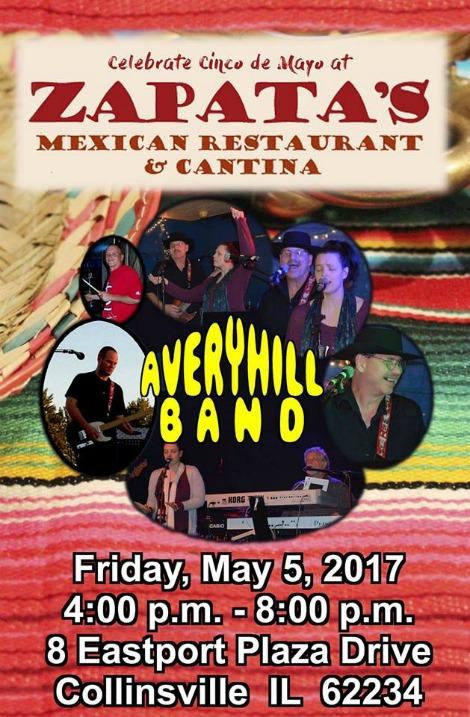 Avery Hill Band 5-5-17