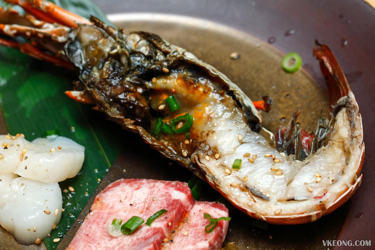 Yakiniku Toraji Lobster