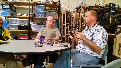Members Week at Makerspace 125