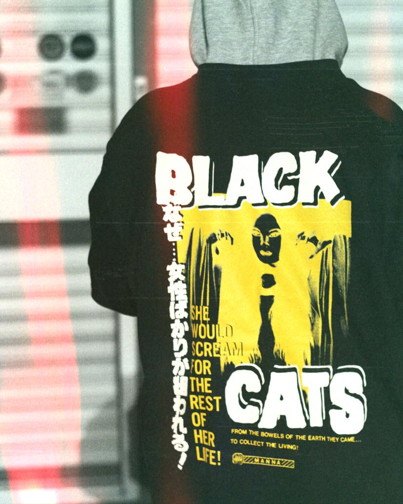 Black Cats - 1