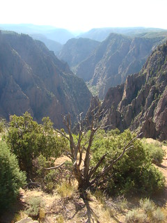 01 Black Canyon Tomichi point