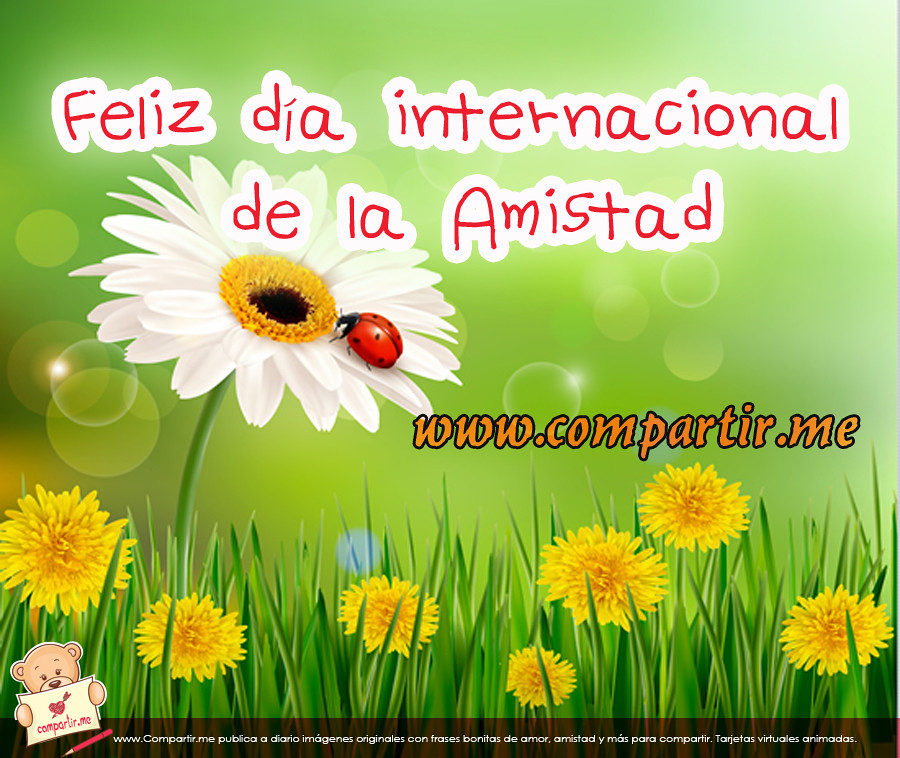 Friendship Day Pics With Quotes: International Friendship Day Quotes In Spanish