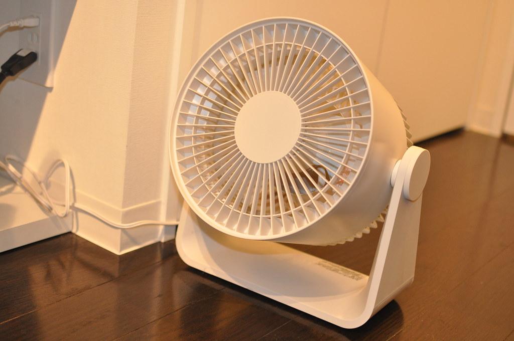 無印良品 | サーキュレーター(低騒音ファン・大風量タイプ)・ホワイト型番:AT‐CF26R‐W 通販
