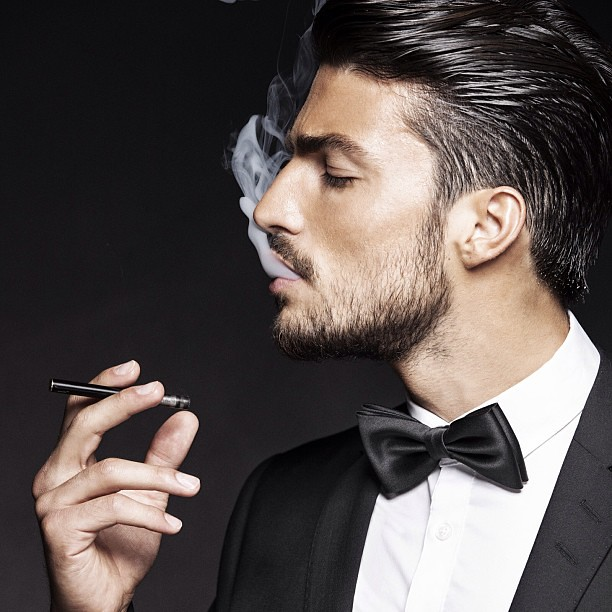 A Real Gentlemen Doesn T Smoke But If He Does He Has To