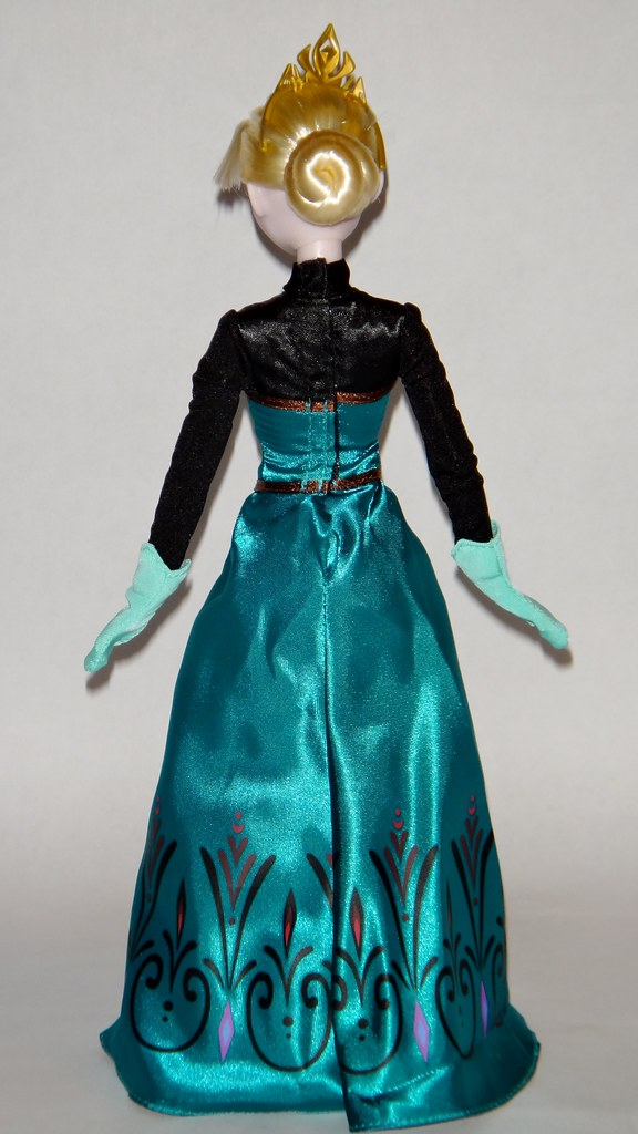 Frozen Deluxe Fashion Doll Set Us Disney Store Purchase