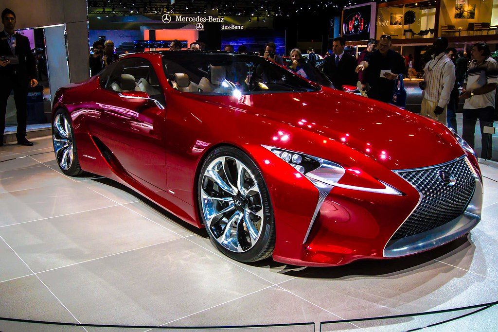 2015 Infiniti Q50 Coupe >> 2015 Lexus RC Coupe LA Auto Show 01 | 2015 Lexus RC Coupe LA… | Flickr