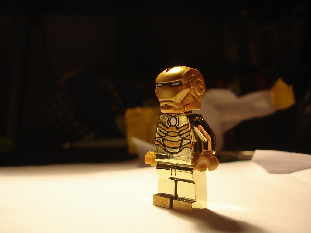 [LEGO] IronMan 3 / MARK 21:Midas | www.youtube.com/user ...