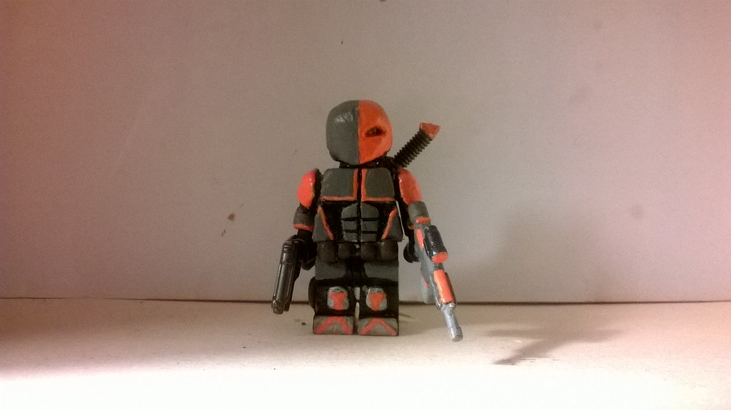 Lego Custom Deathstrok...