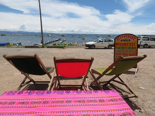Lake Titicaca, Copacabana | by Headhigheartstrong