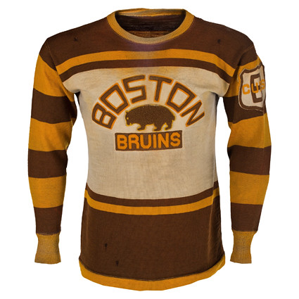 Boston Bruins 1929-30 F jersey