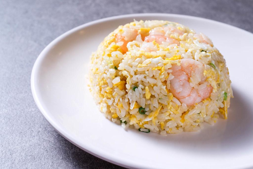Ju Hao: Prawn Fried Rice